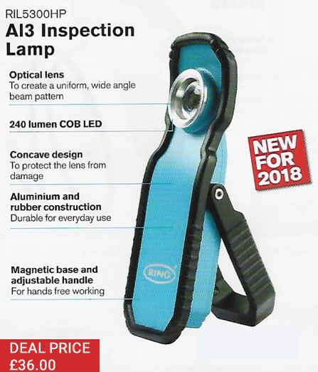 AI3 Inspection Lamp