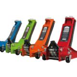 Sealey 2tonne Low Entry Trolley Jacks with Rocket Lift